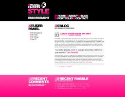 Style Endorsement - Website v5 by weyforth