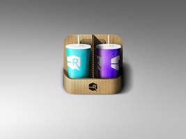Drink Carryall iOS Icon by TheRyanFord