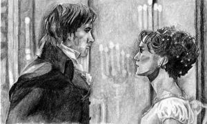 Do you dance, Mr. Darcy? by Lamorien