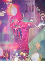 Lionel Messi vs Eibar by Leo10thebest