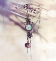 time_is_up by marymarycherry