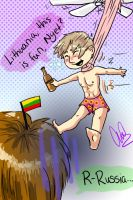 APH: TOO MUCH VODKA by unconventionalhill