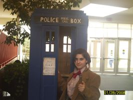 Doctor Who again. by reretiger