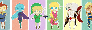 Skyward Sword by Twillywho