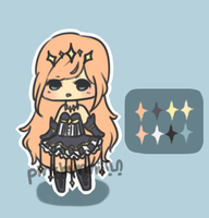 Auction: Star Adopt (closed) by pinkbunnii