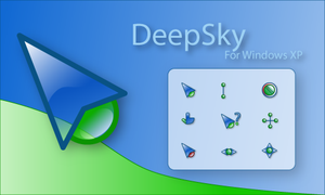DeepSky for Windows XP by Timerever