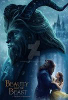 Beauty and the Beast by FerPeralta