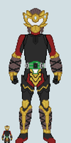 Toku sprite - Forseti (Base suit) by Malunis