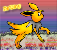 ZeDing colored by avui