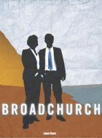Broadchurch (ITV) Retro Poster by LTRees
