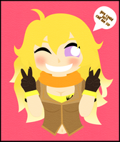 Yang Xiao Long by Panchann
