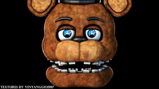 [SFM] Withered Freddy Textures by EvilDoctorRealm