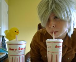 forever alone prussia by GingyRage