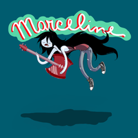 Marceline_Adventure by spiraledonista