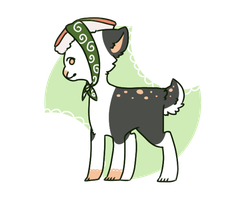 # sushi challenge adopt: closed *auction* by Sorbaie