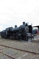 Steam Train K 153 Stock by CNStock