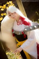 Fall - InuYasha by EveilleCosplay