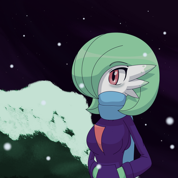 Winter Veronica by Zacatron94