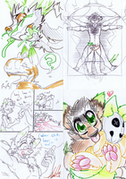 COM: Zelox Doodlies Feb 2015 by carnival