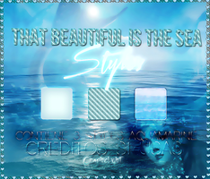 That beautiful is the sea styles. by Graphic-Light