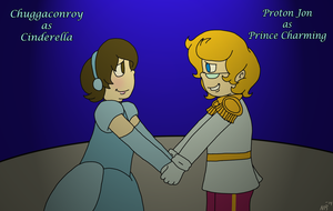 Cinderella...ProtonConroy version! by NintendoRainbow
