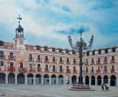 Plaza_Mayor by AllPacheco