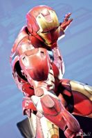 Iron Man by crazyball