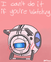 Wheatley by YellowHellion