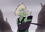 Peridot Screencap Re-draw by SummerSnowLeopard