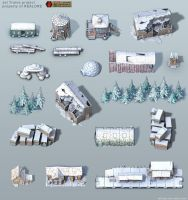 JT Snow Objects by MikeMS