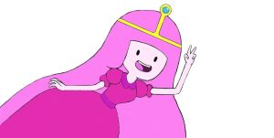 Princess Bubblegum by BorisAirayPie