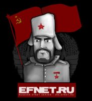 efnet.ru logo v1 by lordmx