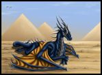 Selianth, the Desert Queen by Thalathis