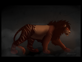 Come for you in the dark WITH SPEED DRAW! by Lluma