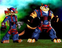 swat kats by t-bone-0