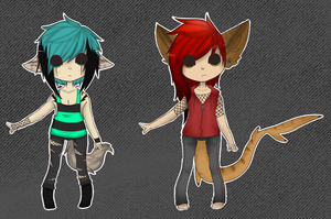 Adopts (1/2 open) by MuteAdopts