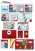 Subpar Emissary Page 1 by Tailsvader