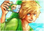 #First a Selfie - Link by Paprikoo