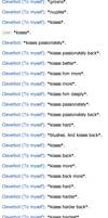 how long can cleverbot kiss himself for? by caseyandhismunks