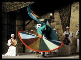sufi dance by q-well