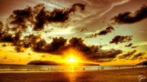 HDR Sunset by vjun