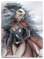 Supergirl New 52 by WIN79