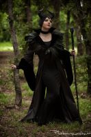Maleficent Cosplay by Photopersuasion