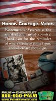 veterans day ad by kwant