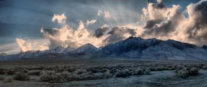 Sierra Panorama 2 by MartinGollery