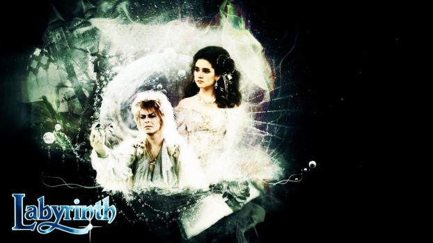 Labyrinth by Super-Fan-Wallpapers