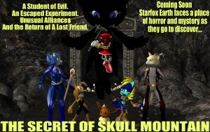 Skull Mountain Teaser by HectorNY