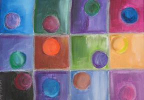 Colorful Balls- 2009 by Eviant00