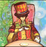 Mad as a Hatter by fwosh