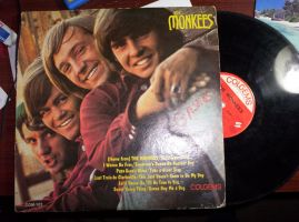 Monkees Record by JohnZScott